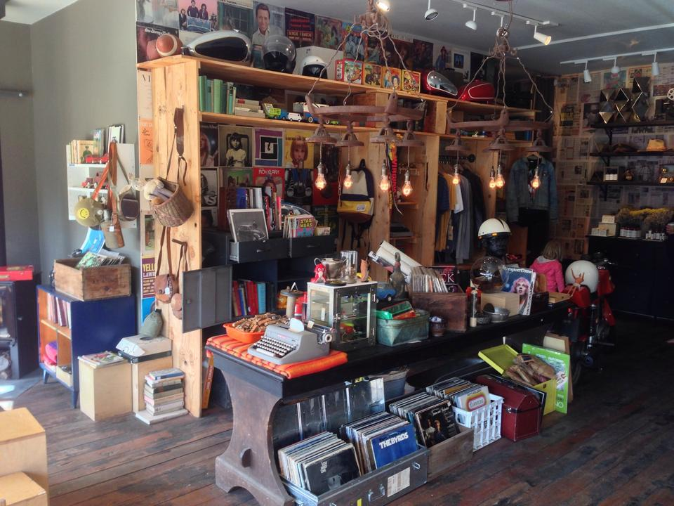 Inside Downtown Local