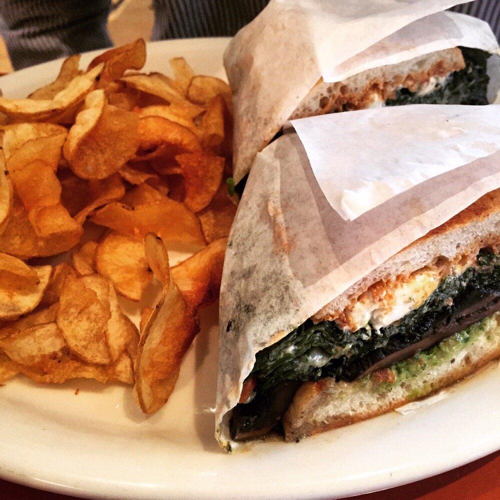 chez shea portobello sandwich